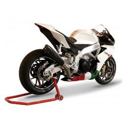 Réservoir d\'huile arrière orange 8ml Bonamici Racing