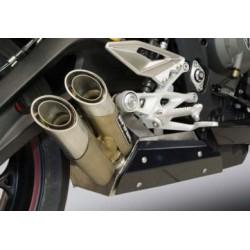 Echappement GPR Furore Carbon Look pour Yamaha FZ1 06-14