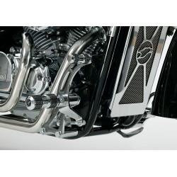 Support de plaque Moto-parts - Kawasaki ZX10R 06-07