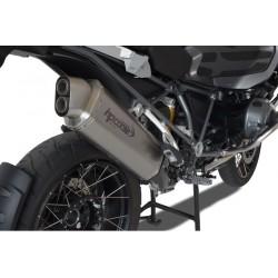 Echappement Hpcorse Hydroform - Triumph Spedd Triple 16/+