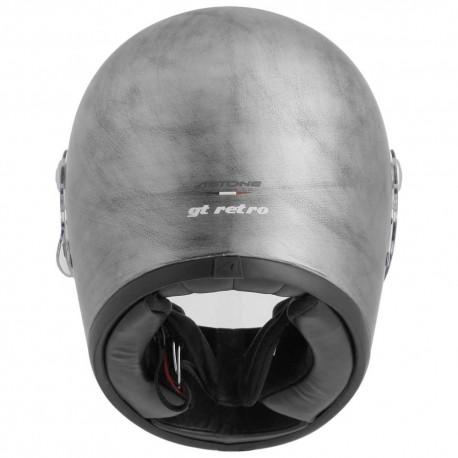 Exhaust Ixil Hexoval Xtrem noir - Honda CBF 600 04 -11 (PC38)