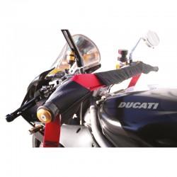 Echappement Mistral Conical pour Moto Guzzi V85 TT