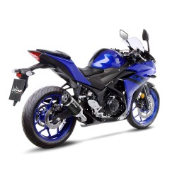 Exhaust Hurric TEC One for Honda CBR 500 R // CB 500 F / FA / X 19/+