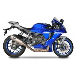 Echappement GPR Satinox pour Yamaha YZF 1000 R1 98/01