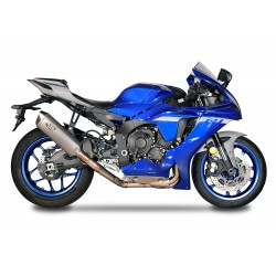 Echappement Hurric SP pour Yamaha Yamaha YZF-R1 98-01
