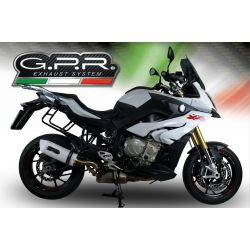 Exhaust GPR Satinox for Ducati Monster 1000 02-06