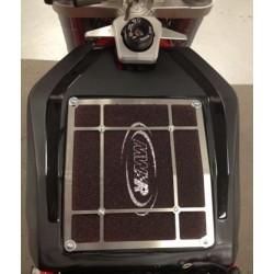 Rétroviseur Chaft Penny Chrome pour Harley-Davidson