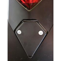 Casque Reevu MSX-1 noir métal