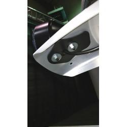 Rear-view mirror Chaft Beyond black