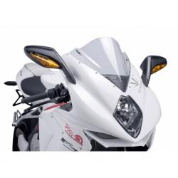 Echappement Ixil Hexoval Xtrem noir - Honda CBR 250 R