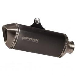 Brake / clutch oil tank 12ml - 0° pipe orange Bonamici Racing