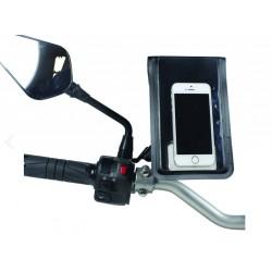 Protection Titax en noir-jaune du levier de frein