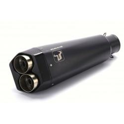 Spark Bended tube 45° - d.54